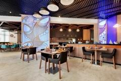 Wyndham Garden Ajman Corniche - Seascape Restaurant - 1323227