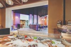 Wyndham Garden Ajman Corniche - Seascape Restaurant Display - 1323225